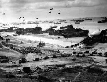 Battle of Normandy, June 1944